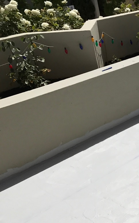 Conspar waterproofing at the walkway of this residential apartment building in South Perth.