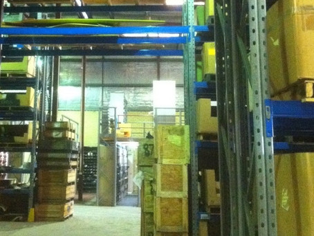 Conspar floor maintenance for Perth factories and warehouses
