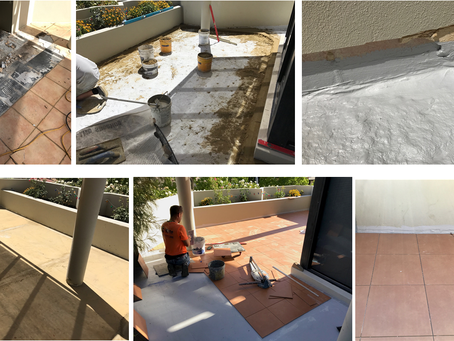 South Perth balcony block gets waterproofing works