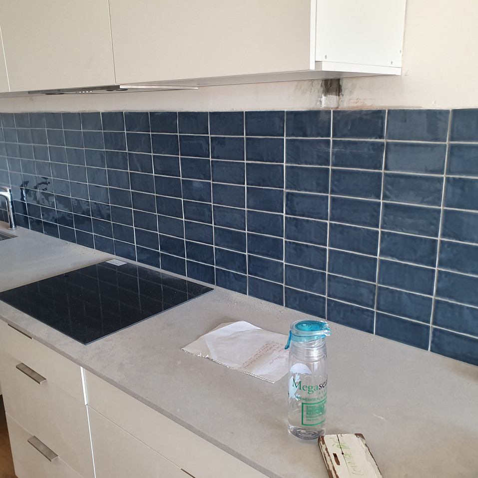 Completed Kitchen Upgrade, Mt Lawley