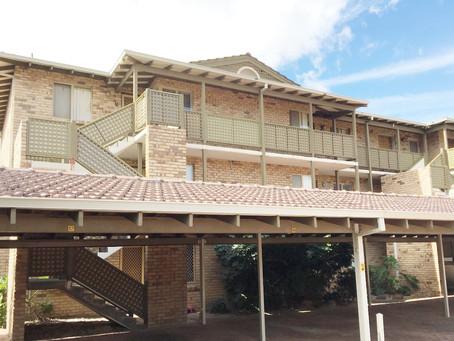 West Perth apartment complex maintenance project