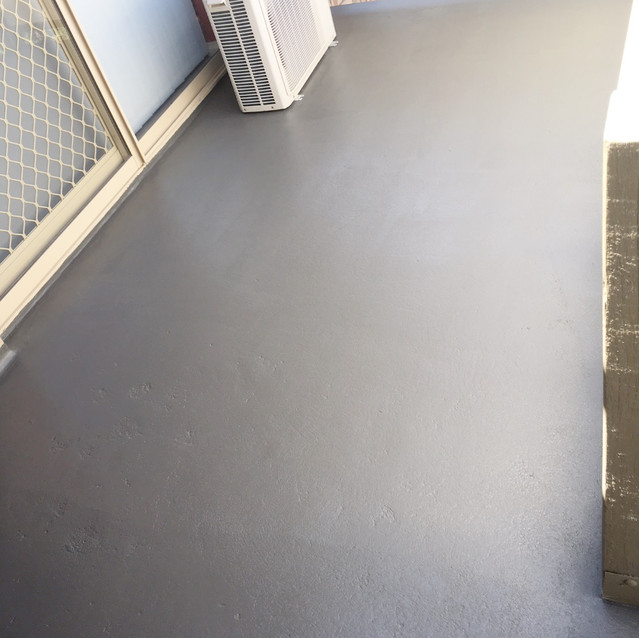 Conspar carried out restoration of private balconies of this residential strata complex in West Perth. The works involved treatment of concrete cancer and waterproofing, which included application of Conspar's 5-layer protective floor coating system restoring the structural integrity and value of the properties for its owners and occupants