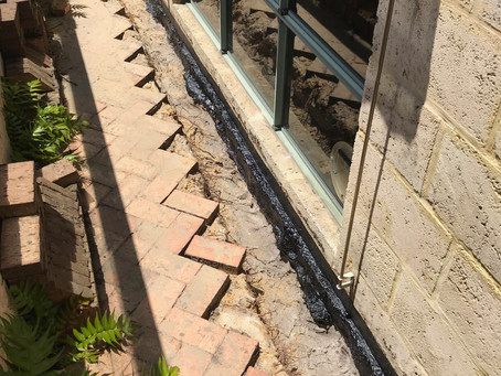 Como unit gets rising damp repairs