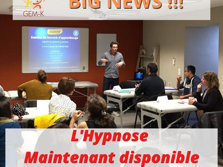 L'hypnose éligible à la prise en charge DPC