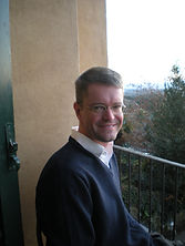 Mark Vail in Siena