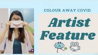 Color Away Covid 口罩設計比賽