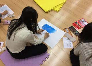 【活動回顧】表達藝術治療體驗工作坊