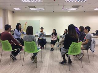表達藝術治療認識及體驗課程 (2019)