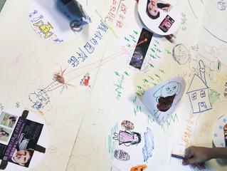 表達藝術:與青少年建立關係的橋樑
