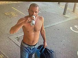 CCTV cash machine thef: Wanted!