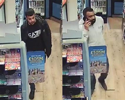 Attempted card fraud Drinks World Kings Norton Birmingham