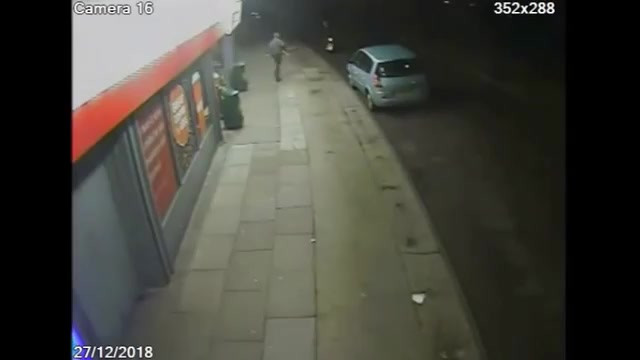 Suspect Spar Hackenthorpe 27th December
