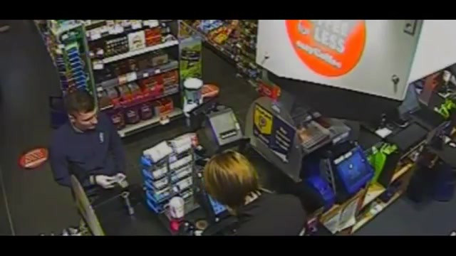 Spar Hackenthorpe, suspect wanted for sp