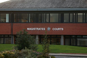 North Tyneside magistrates courts