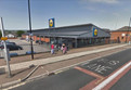 Lidl store Bolton