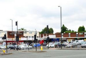 Scott Arms Great Barr Birmingham