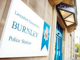 Burnley Police Station