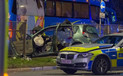 Two people have died after car crash