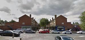The Fold shopping precinct in Birmingham