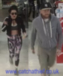 Two suspects Coventry 1st Oct 2018