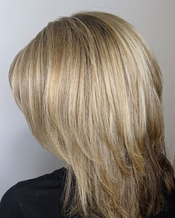A Pearled Blonde that is satisfying to t