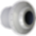 "Three-Piece Directional Eyeball Fitting 1½"" Knock-In"