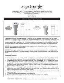 AquaStar_Umbrella Sleeve Instructions_12