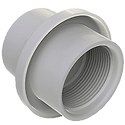 """Light Niche/Return Fitting (Fits Over 1½"""" Pipe)"""