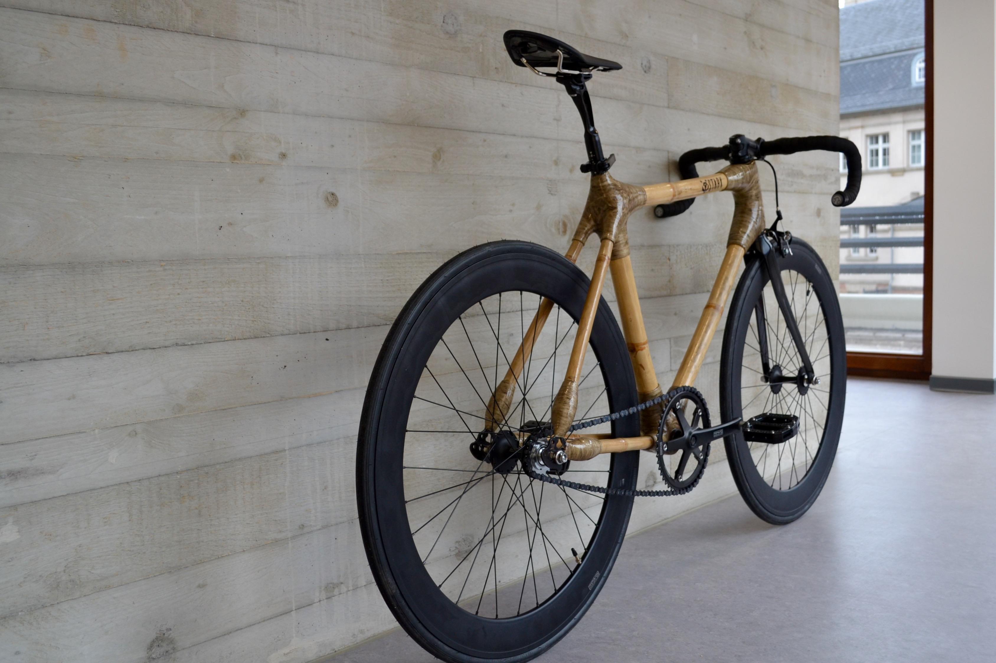 STARK Bamboo Track Bike