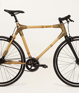 STARK Bamboo City Bike