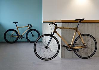 STARK Bamboo Bike
