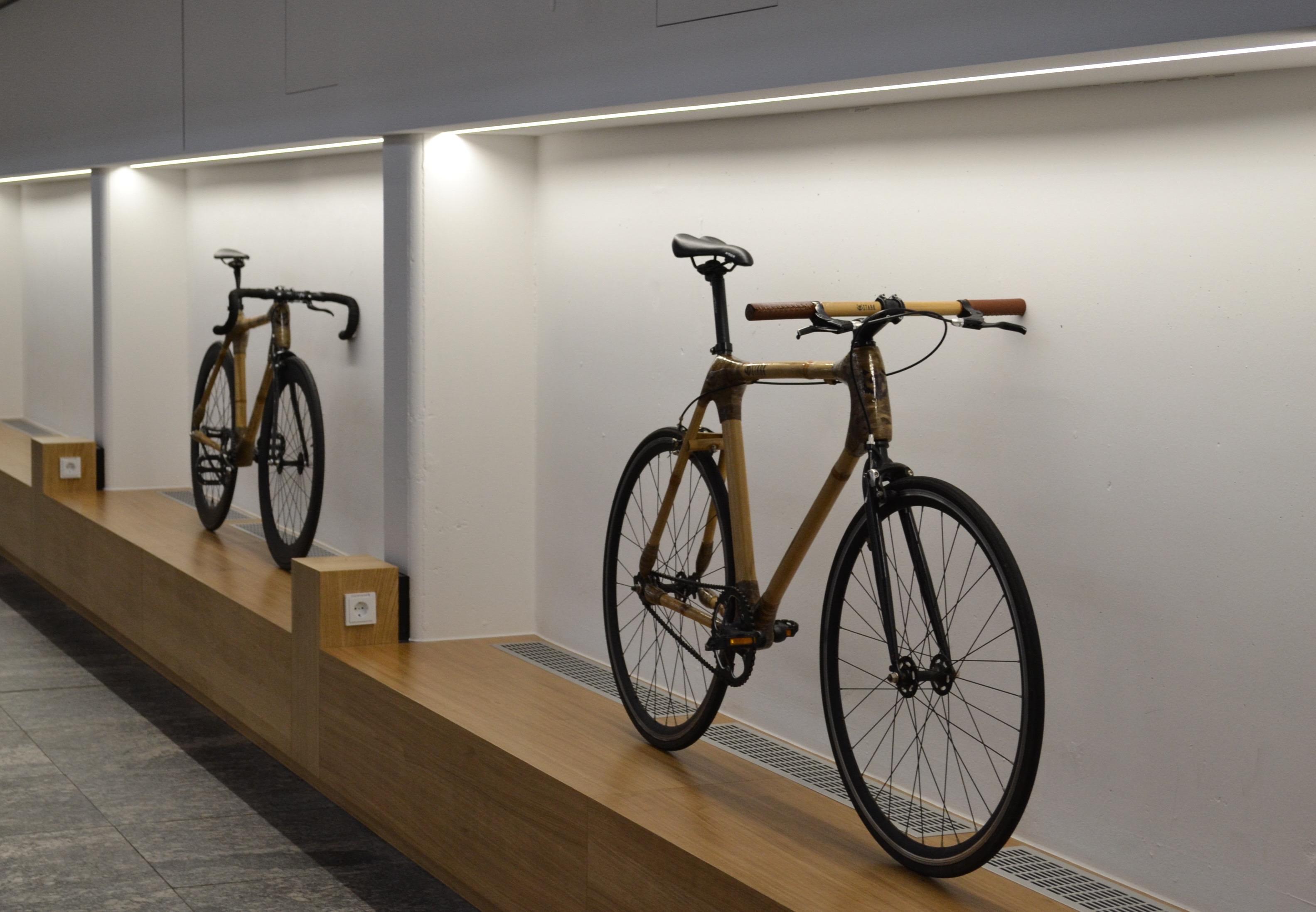 STARK Bamboo Bikes