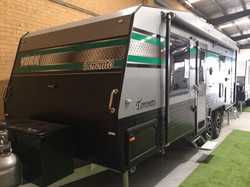 New Caravans for sale Melbourne