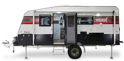 York Caravans - Paris