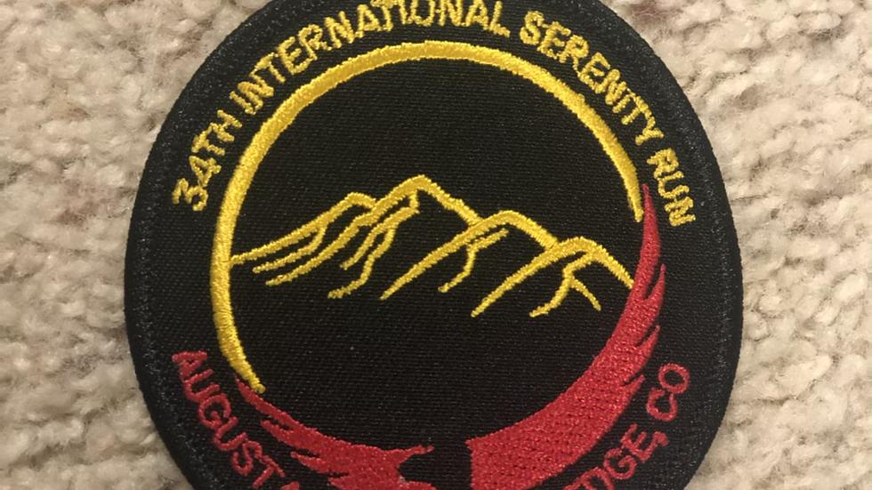 2019 Logo Patch