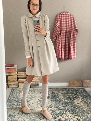 Women's French Terry Coat