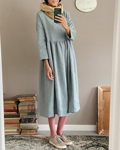 Women's linen dress SOPHIA