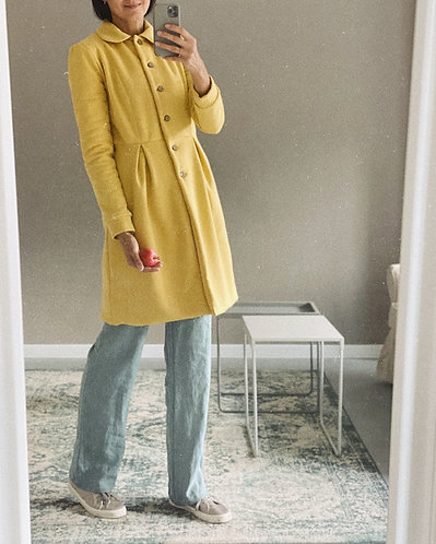 Women's French Terry Coat