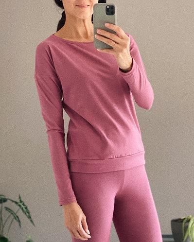 Women's Stretch Cotton Top KATRIN