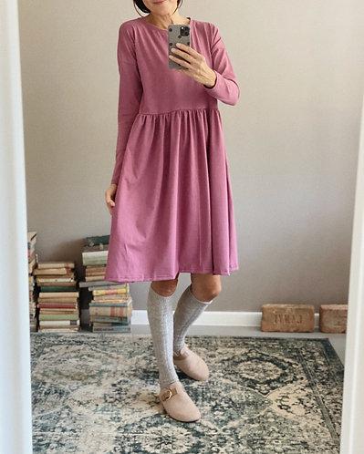 Women's Stretch Cotton dress EVELYN