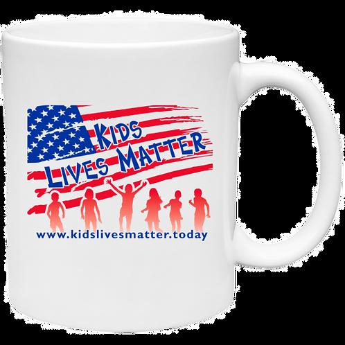 KLM Christmas Coffee Mug
