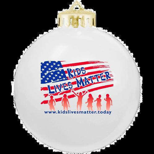 KLM Christmas Ornament