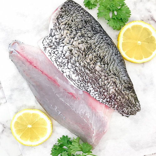 ##2 FOR £12## Sea Bass Fillets x 360g