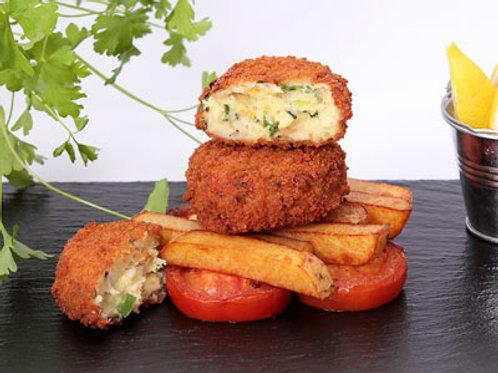 Haddock Mozzarella & Spring Onion Fishcakes x 460g