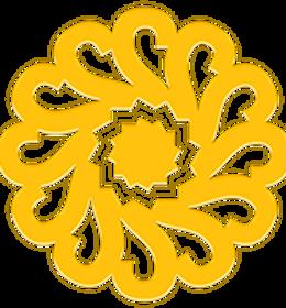 logo-cicek-transparan-gold-3D-ikon.png