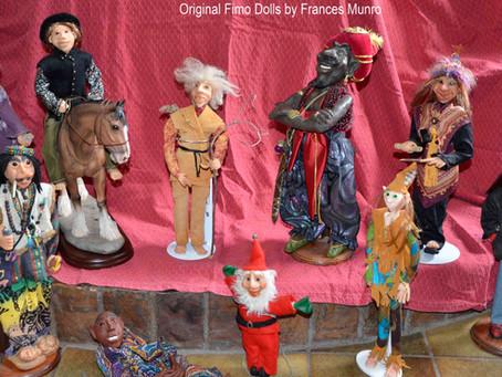 FUN Fimo Doll Making Workshop