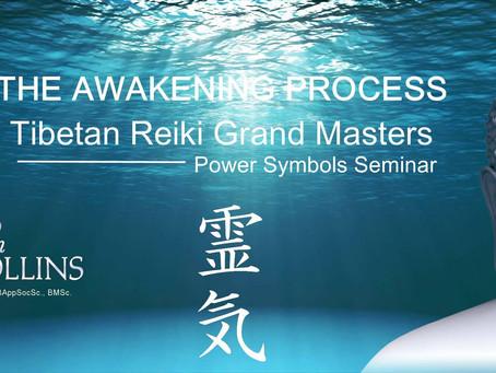 REIKI Tibetan Grand Master Symbol Workshop