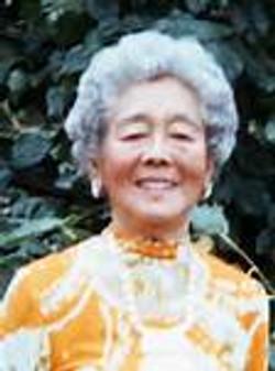 Mrs Hawayo Takata