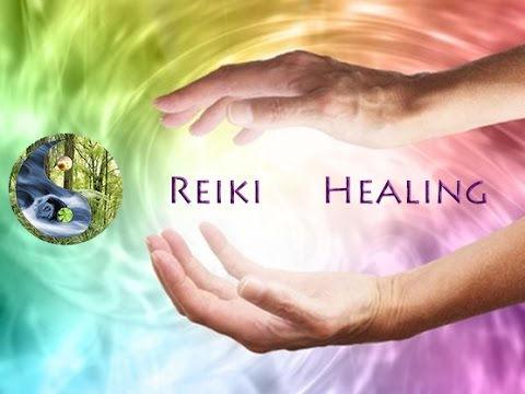 REIKI DISTANCE HEALINGS - Session