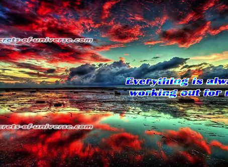 Things are working out for me... Abraham Hicks Video
